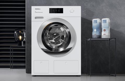 Разработано специально для стиральных машин Miele